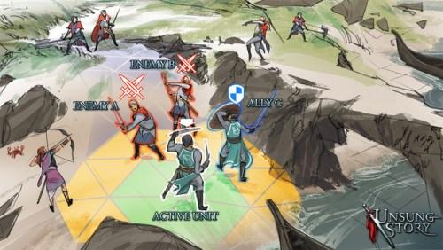 Unsung Story Concept Battle