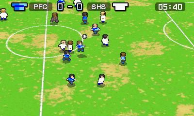 NPFC Midfield play