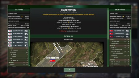 I only won matches by auto-resolving them in the campaign.