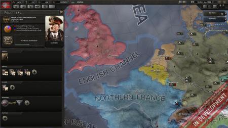 Heart of Iron IV - Britain