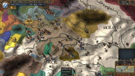 I never quite conquered tiny Ulm.