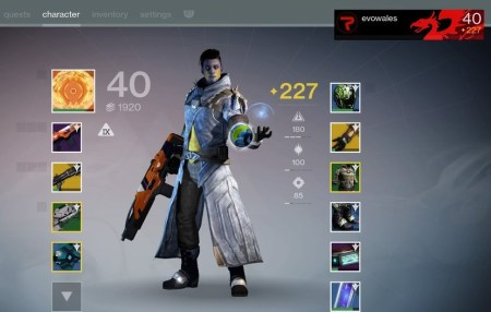 This is my Warlock - fear him! Or just dance :D