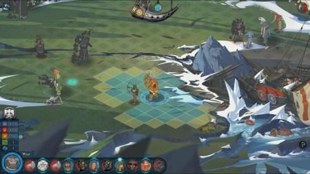 Banner Saga 2 Battle
