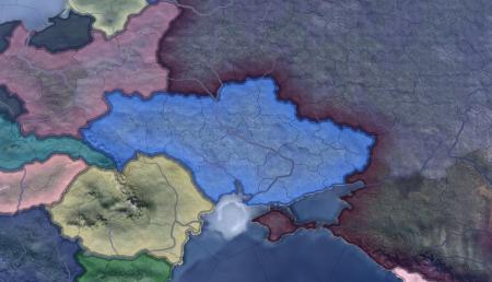 Hearts of Iron Ukrainse