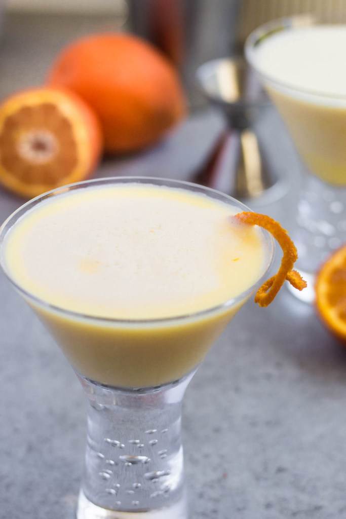 creamcicle quarantini martini