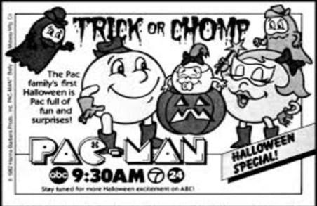 Pac-Man Halloween Special