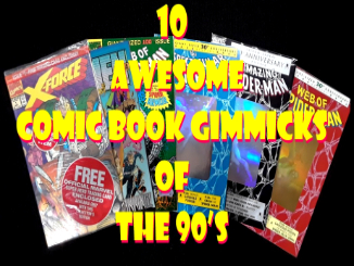 Comic Book Gimmicks