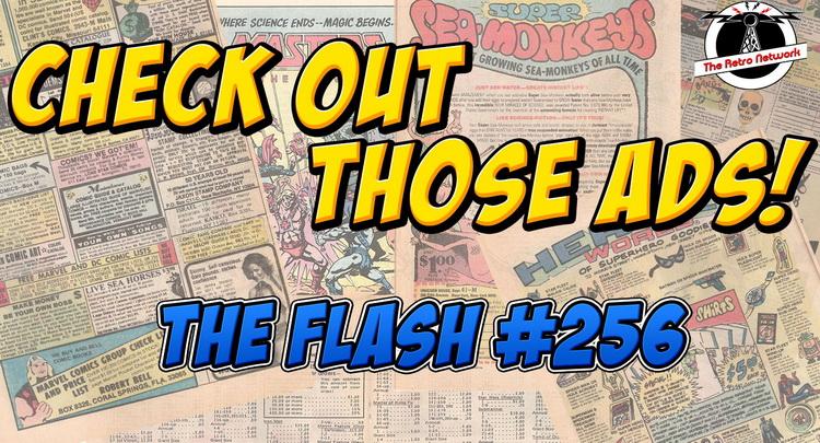 The Flash #256