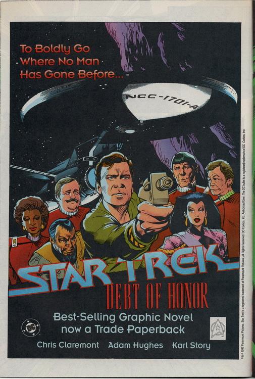 Spectre 1.3 Star Trek