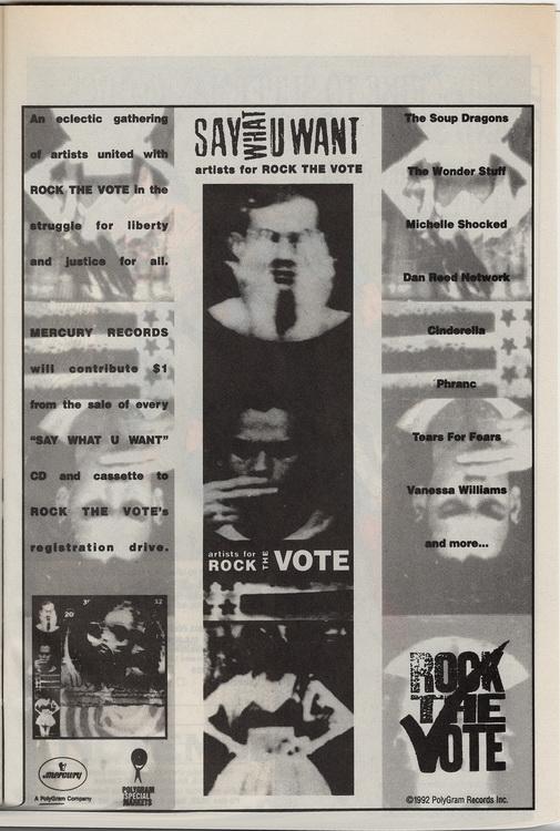 Spectre 1.7 Rock the Vote