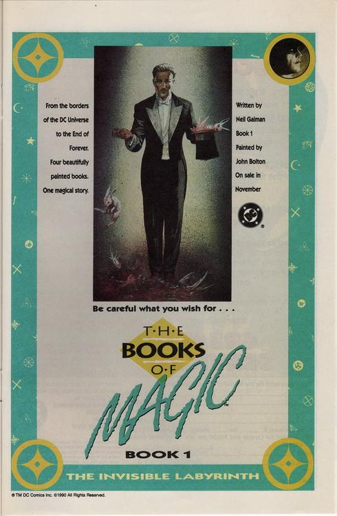 Lobo 1 The Books of Magic