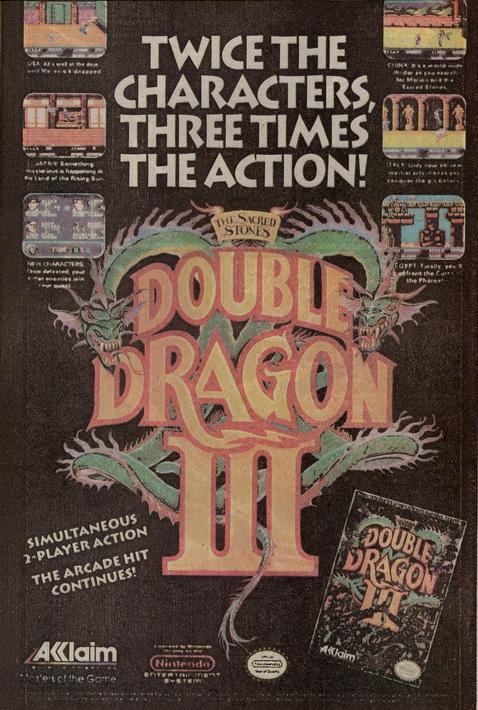 Darkhawk Double Dragon III