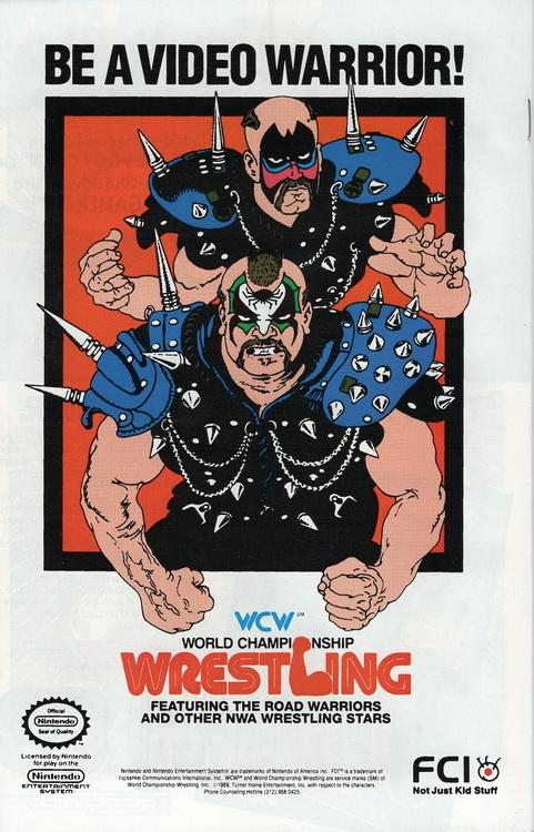 Hawk & Dove WCW