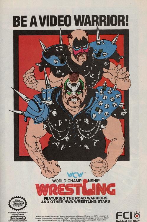 Hawkworld WCW