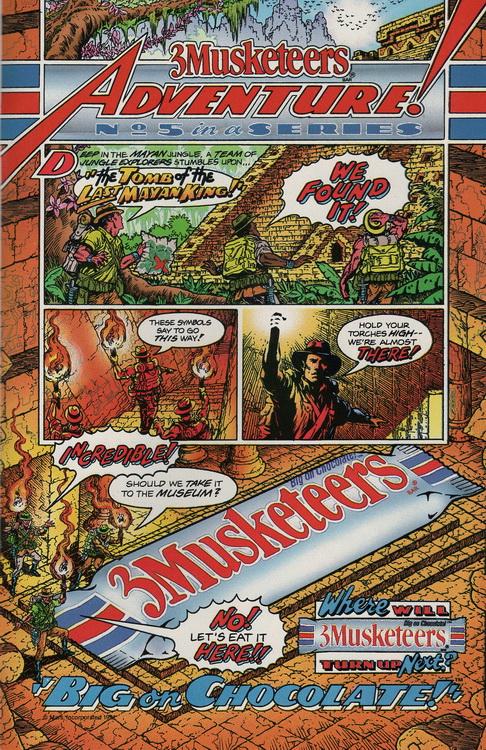 Sleepwalker 3 Musketeers