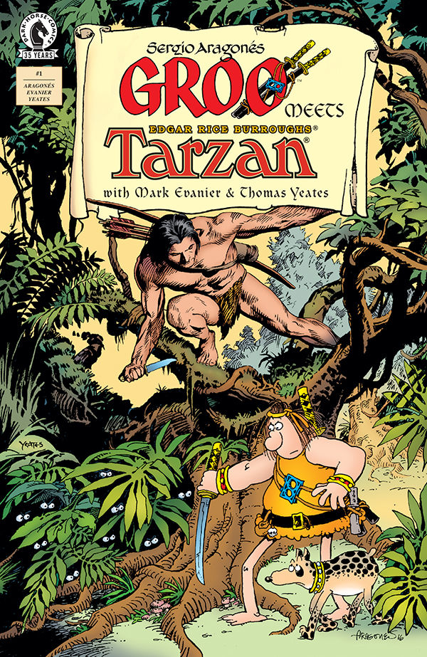 Retro Pull List for July 2021 Groo