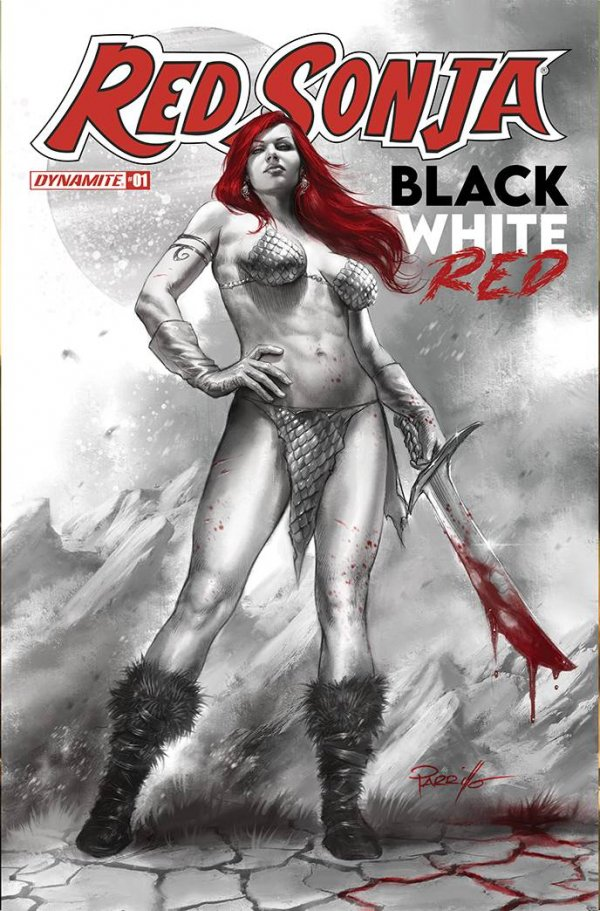 Retro Pull List for July 2021 Red Sonja