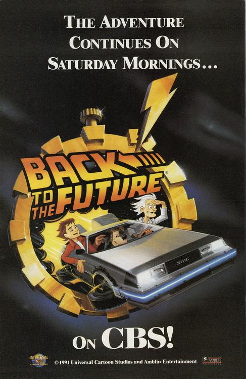 Robin II Back to the Future