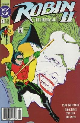 Robin II The Jokers Wild