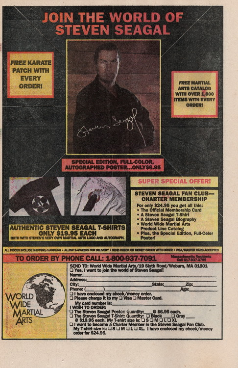 The Web 1 Steven Seagal