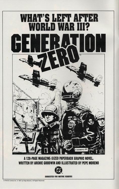 Outlaws 2 Generation Zero