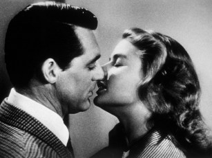 Cary Grant and Ingrid Bergman: beautifully complicated.