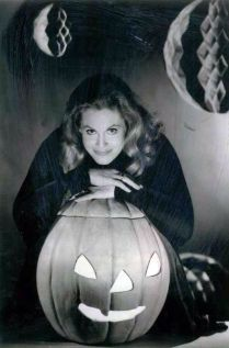 Happy Classic Hollywood Halloween