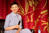 Ginnifer Goodwin discussing Snow White on Saturday at the 2012 TCM Classic Film Festival in Hollywood, California. 4/14/12 ph: Mark Hill