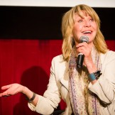 Lulu speaks to an audience ahead of the screening of To Sir, With Love Saturday at the 2013 TCM Classic Film Festival in Hollywood, California. 4/27/13 ph: John Nowak