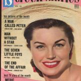 cover girl Esther Williams