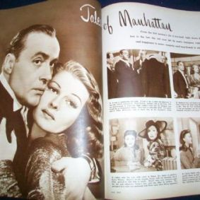 Novelization of 1942's TALES OF MANHATTAN