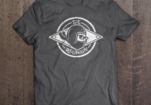 T-Shirt Logo Rider