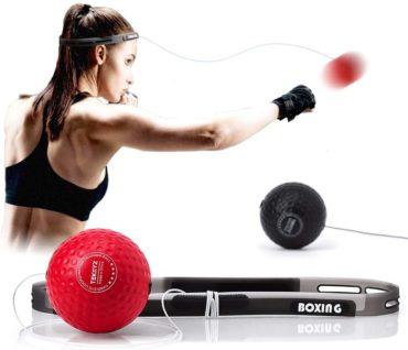 TEKXYZ Best Boxing Reflex Balls