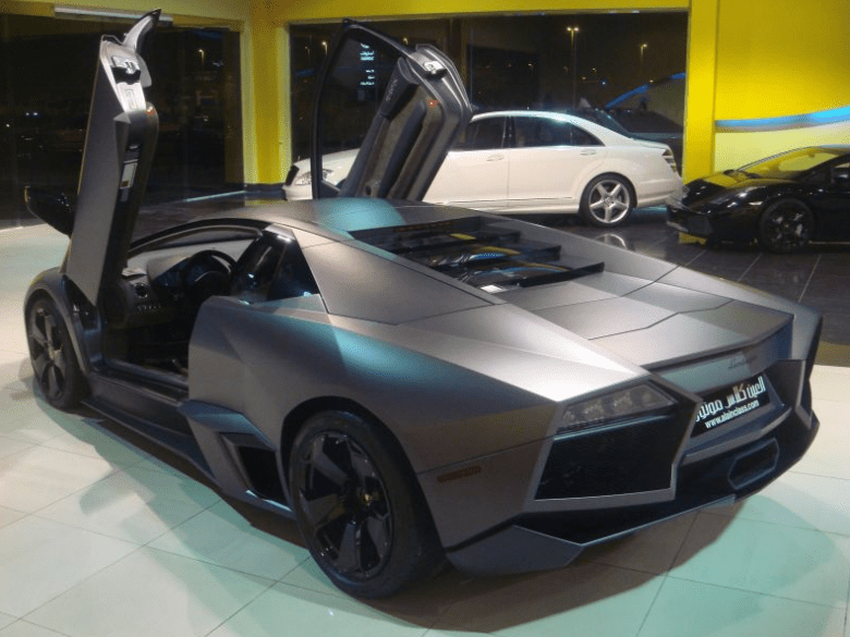 Lamborghini Reventon Rear Reviewstories