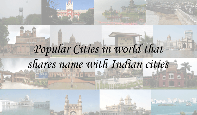 similar city names