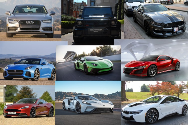 Awesome Looking Cars of 2019