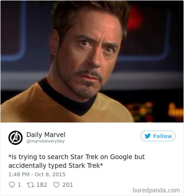 Stark Trek