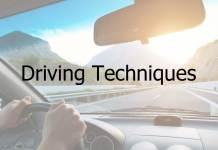 Driving-Techniques