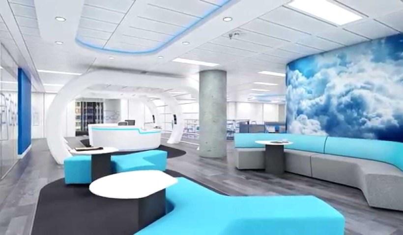 tech office design