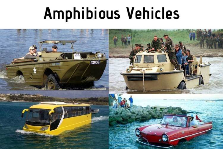 Driving on Water: The Full Amphibious Guide