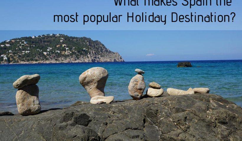 spain a holiday destination