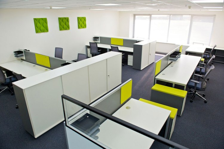 Major Components of Office Interior Design