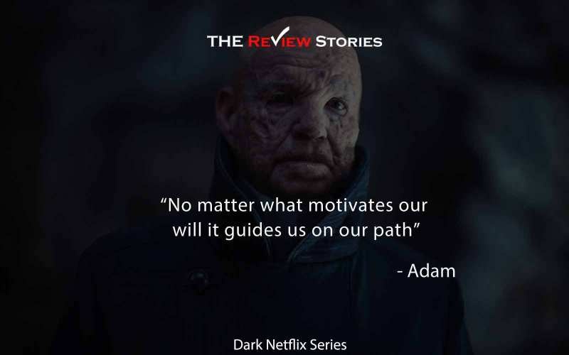 NO matter what motivates our will it guides us on our path