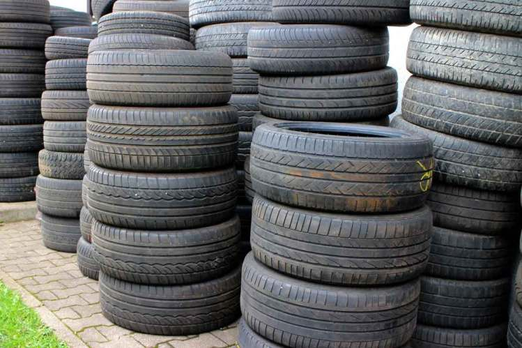 What is end-of-life for tyres and tyre recycling