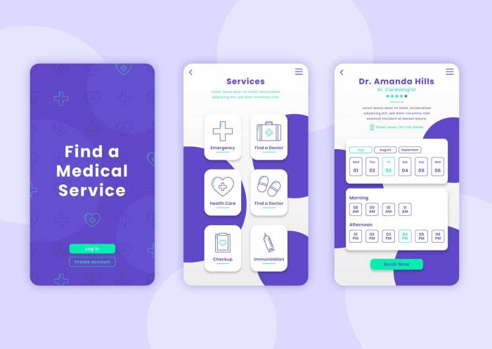 mobile apps for healthcare