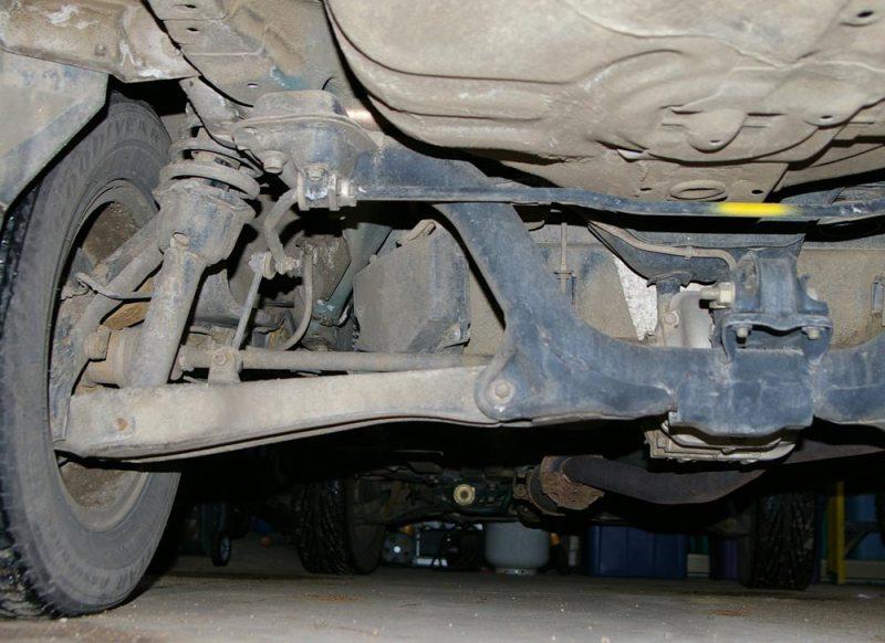 How Do car suspension system work
