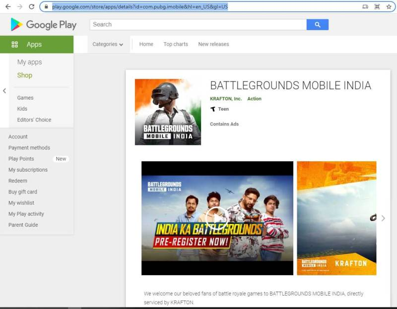 Why BattleGround Mobile India launched