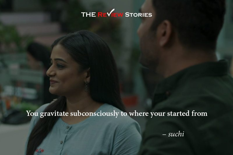 You gravitate subconsciously to where you started from - family man season two dialogues