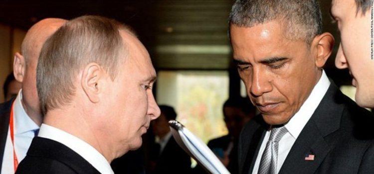 "Obama's ""flexible"" relationship with Russia is one of many scandals not investigated."