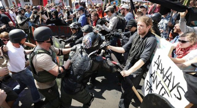Who's To Blame for the Events in Charlottesville? Charlottesville!